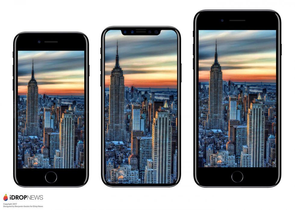 アップル、新型iPhone 8(最上位モデル)は日本円で約11万円からか!?