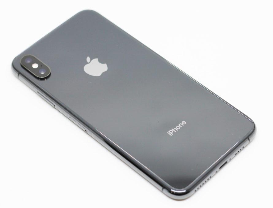 iPhoneXSMaxの防水性能