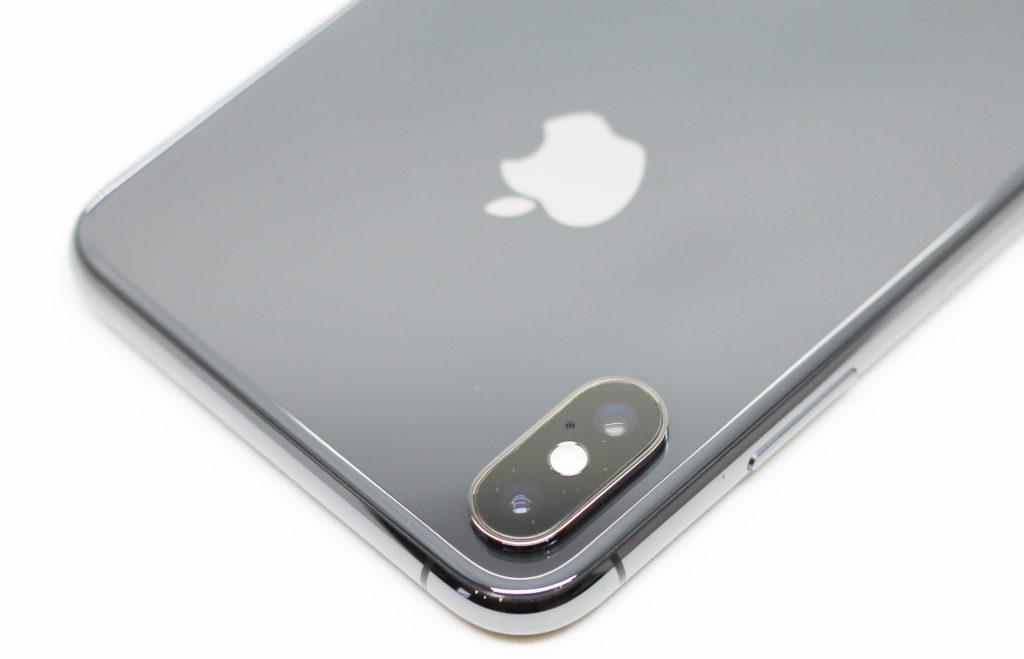 iPhoneXSMaxのカメラ