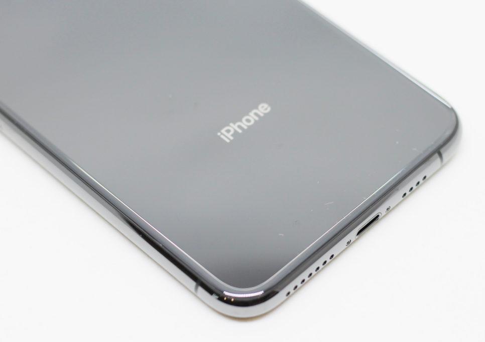 iPhoneXSMaxのバッテリー