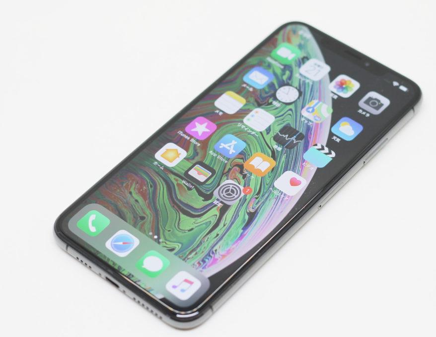 iPhoneXSMaxのデザイン