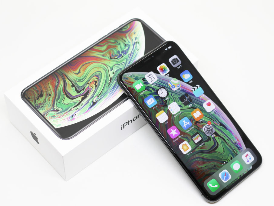 iPhoneXSMaxの総評