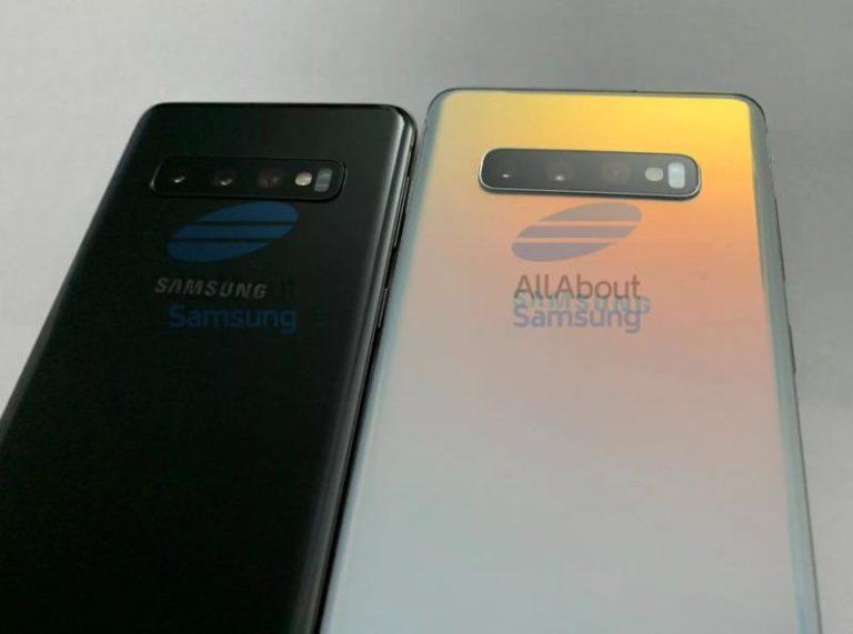 Galaxy S10の写真二番
