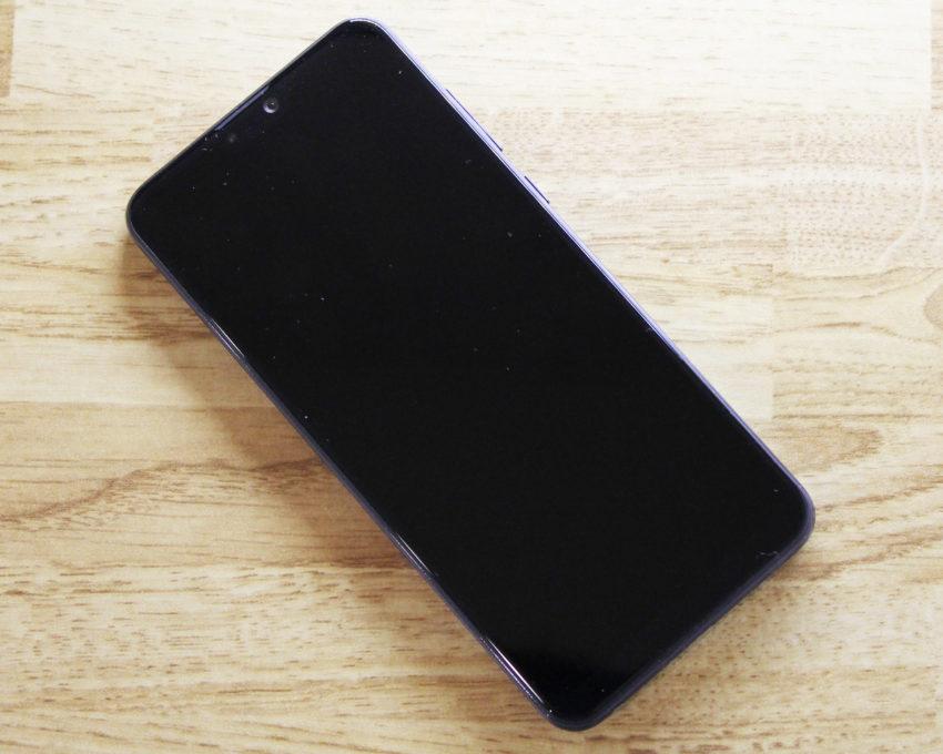ASUS ZenFone Max Pro (M2)本体1