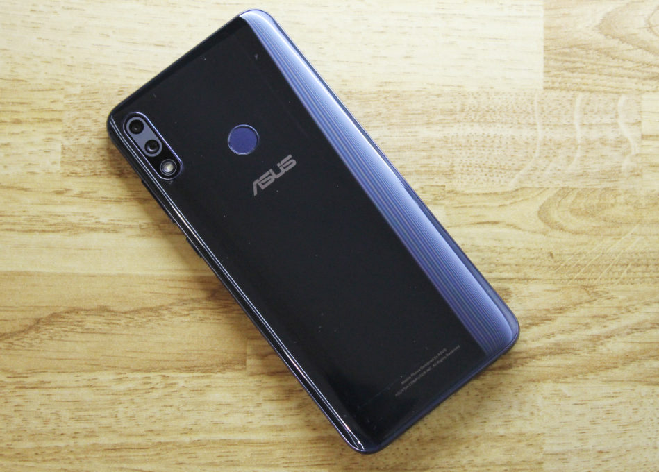 ASUS ZenFone Max Pro M2の画像