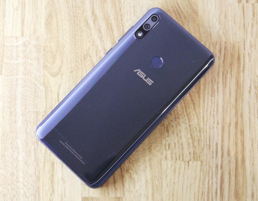 ASUS ZenFone Max Pro (M2)背面2