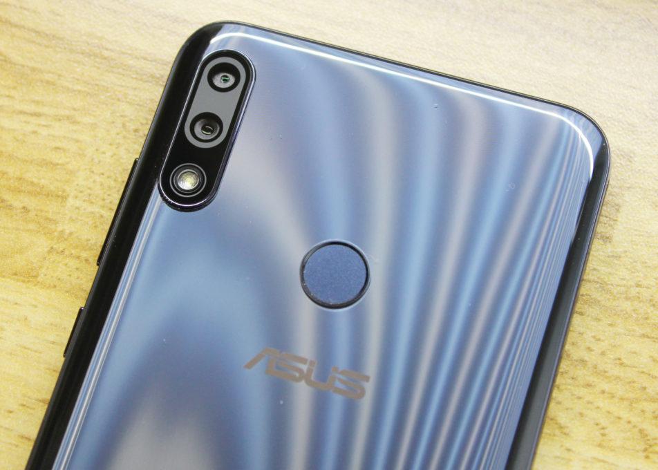 ASUS ZenFone Max Pro (M2)本体カメラ