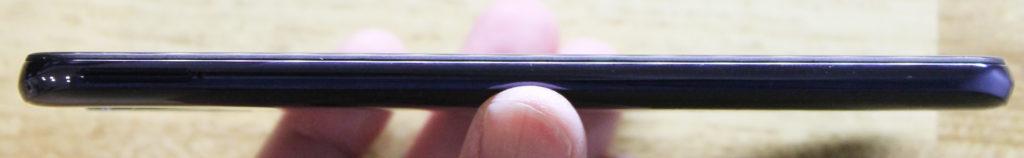ZenFone Max Pro(M2)側面左