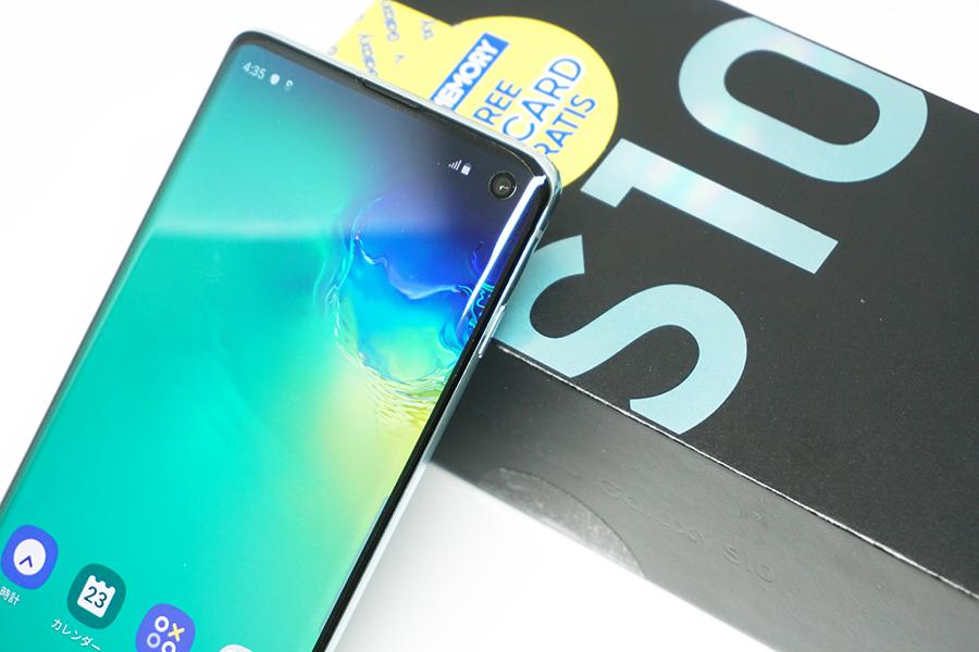 Galaxy S10の評価・実際どうなのか