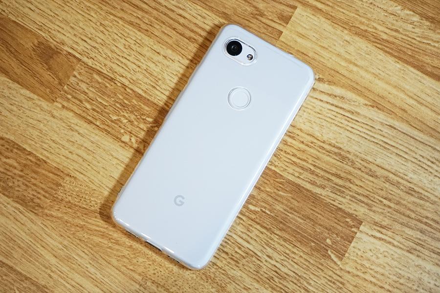 A-VIDET保護ケースをGoogle Pixel 3aに装着してみた