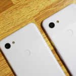 Google Pixel 3a / Pixel 3a XLの背面