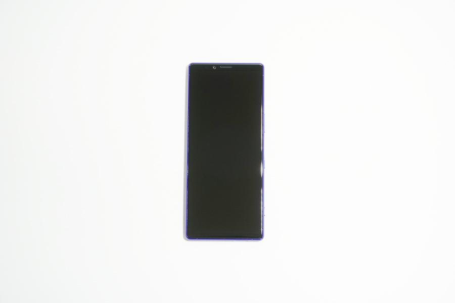 Xperia 1の画面オフ時