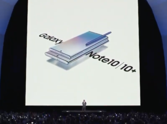 Note10が発表
