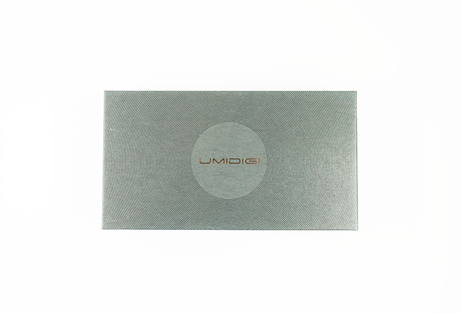 UMIDIGI A3 Proの箱