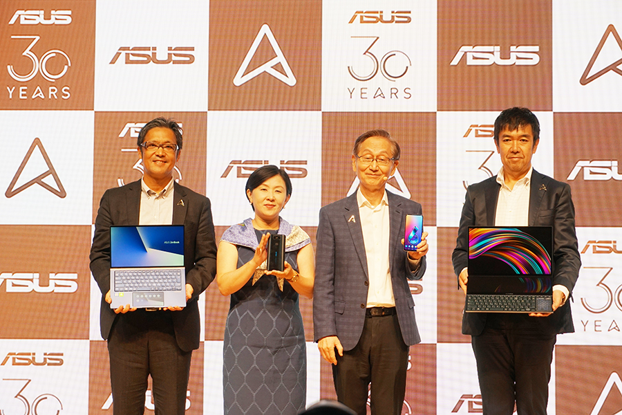 ASUS発表会まとめ