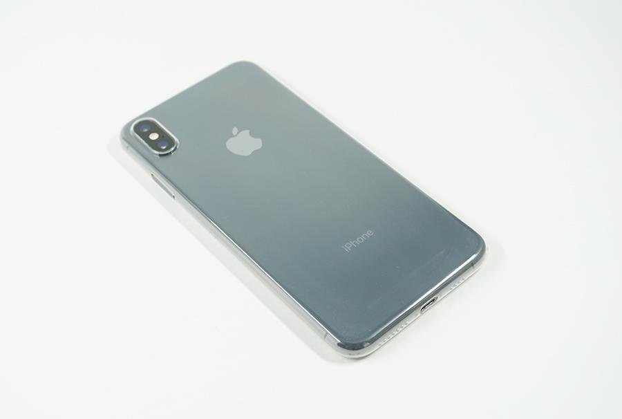 KASE Go Original iPhone XS Max用極薄スリムケースを付けてみた