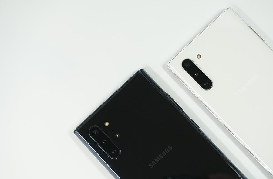Galaxy Note10/10+のカメラ