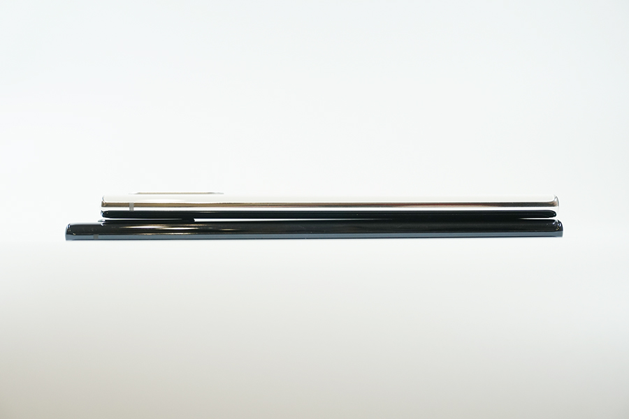 Galaxy Note10/10+側面左