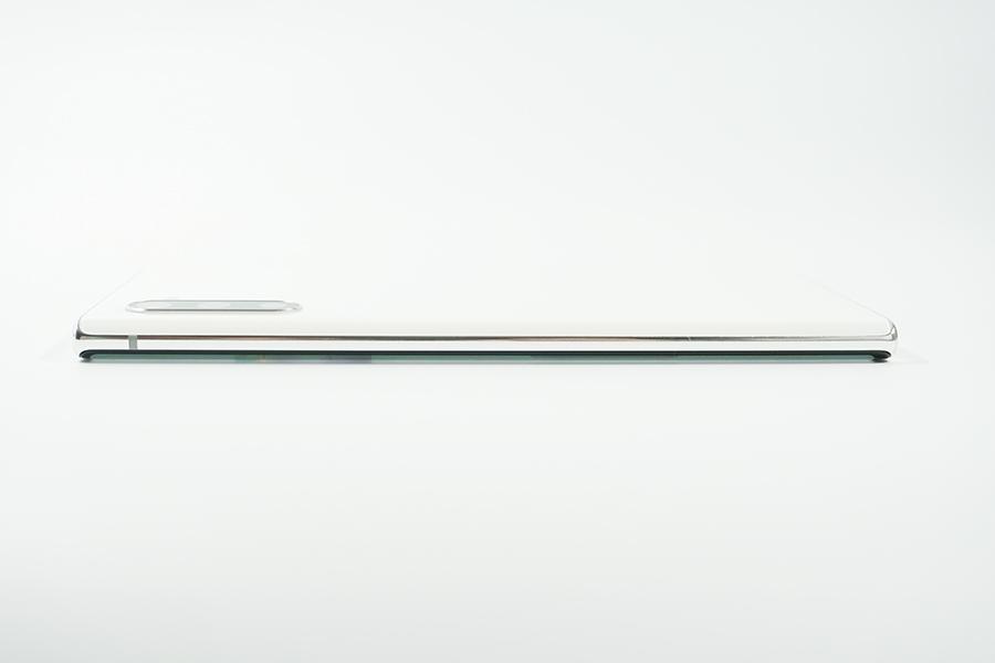 Galaxy Note10の側面右側
