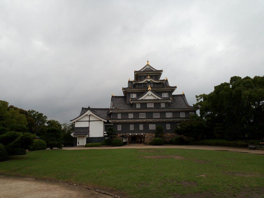 UMIDIGI A3 Proで撮影した岡山城