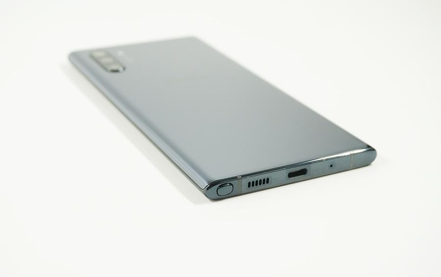 Galaxy Note10+の美しい背面