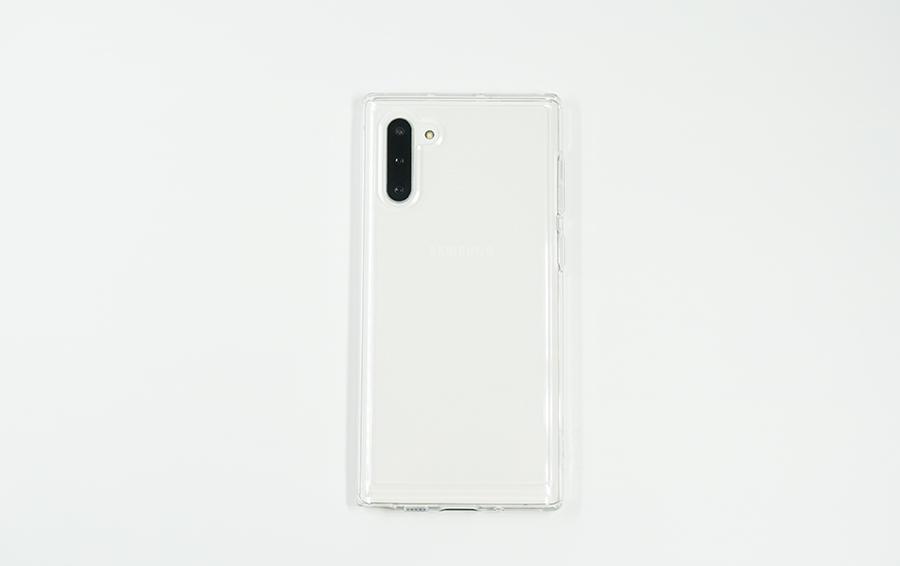 Spigen Galaxy Note10用ウルトラ・ハイブリッドまとめ