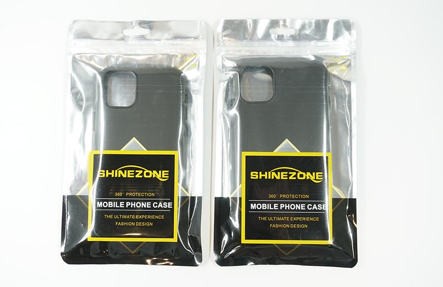 SHINEZONEが発売しているiPhone 11シリーズ用のブラックバードケース