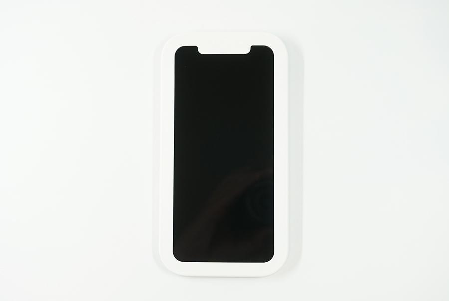 ガイド枠付きキットをiPhone 11 Proに付けてみました