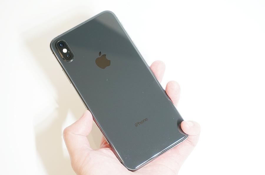 iPhone XS Maxはデュアルカメラを搭載