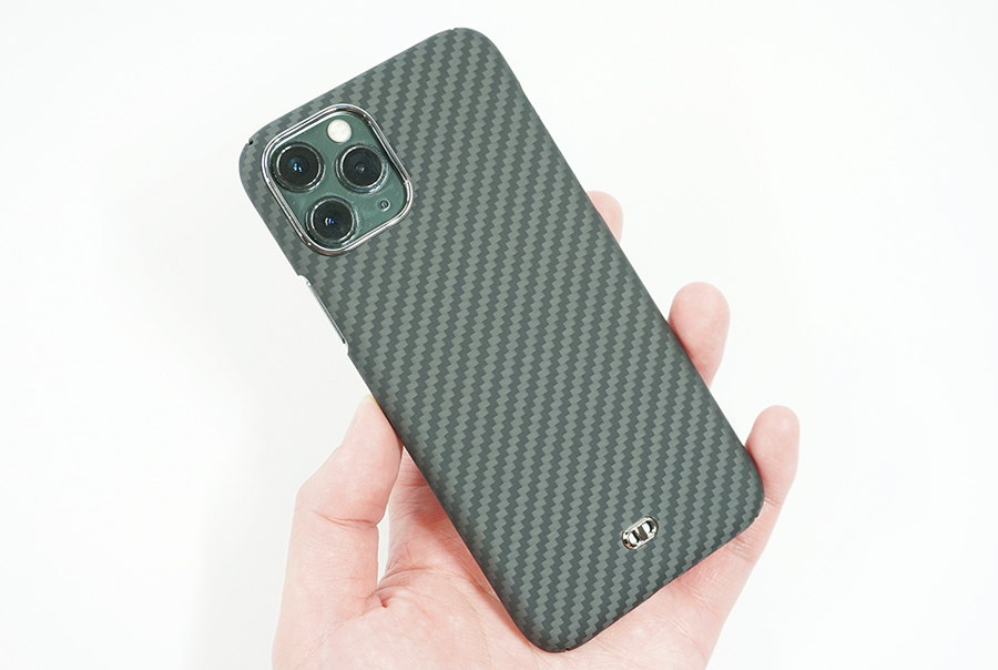 Ultra Slim & Light Case DUROをiPhone 11 Proに付けてみた
