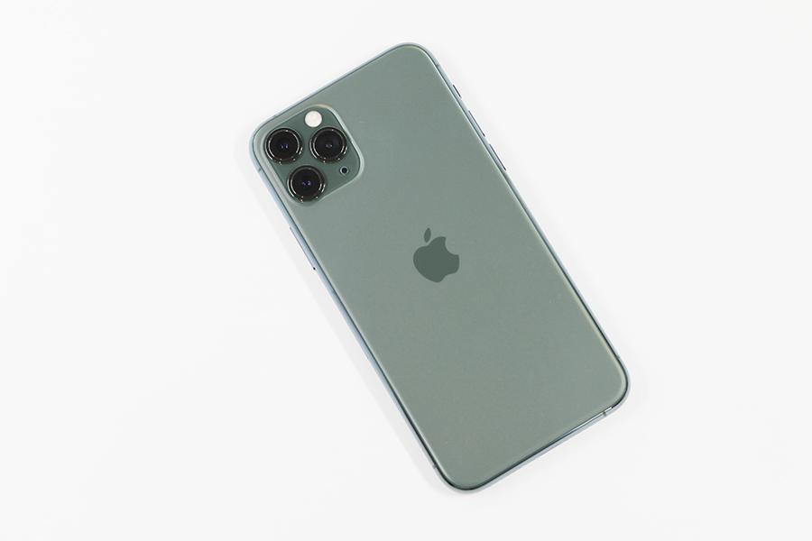 iPhone 11 Pro背面