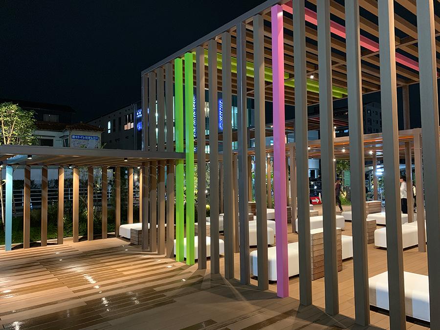 iPhone XS Maxで撮影した夜景