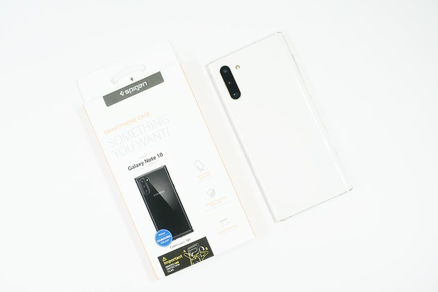 Galaxy Note10用ウルトラ・ハイブリッド