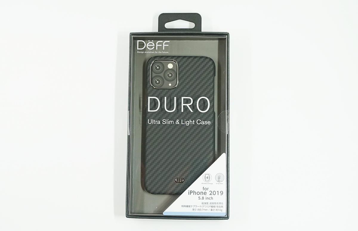 DURO for iPhone 11 Proはお高め