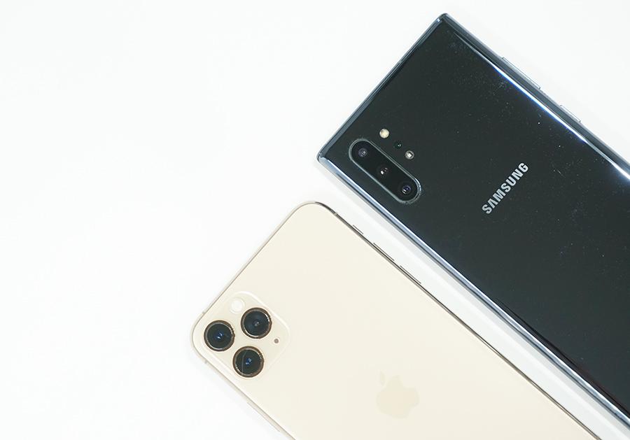 iPhone 11 Pro MaxとGalaxy Note10+で迷っているなら購入する前に知っておくべき違いについて