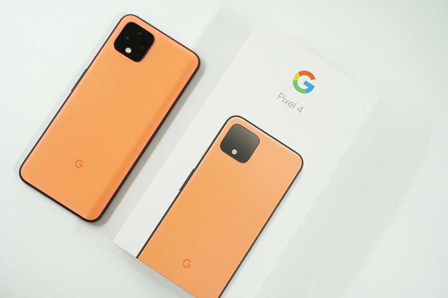 Google Pixel 4使用感レビュー