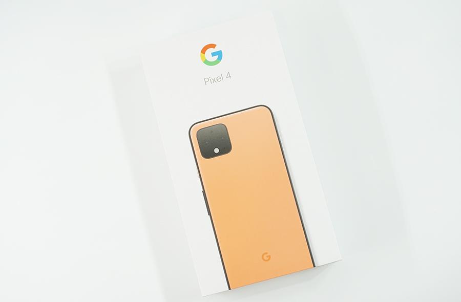 Google Pixel 4の外観・デザイン