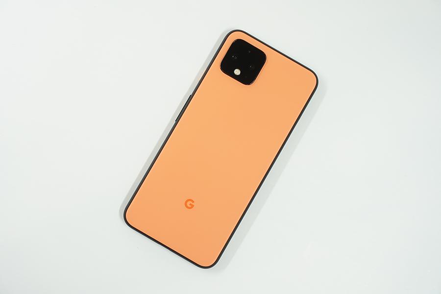 Google Pixel 4の背面デザイン