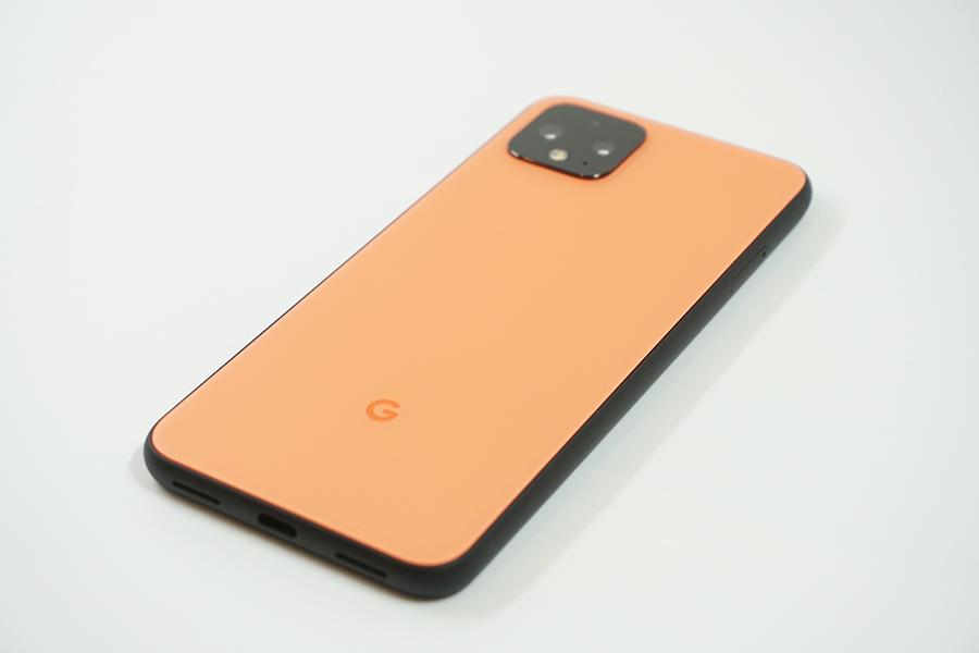 Google Pixel 4の背面