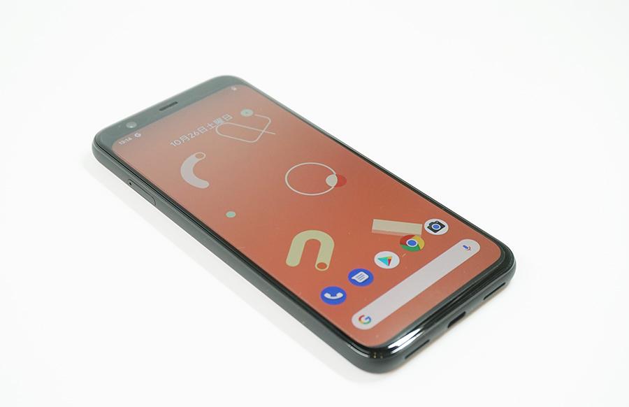 Google Pixel 4のディスプレイは綺麗