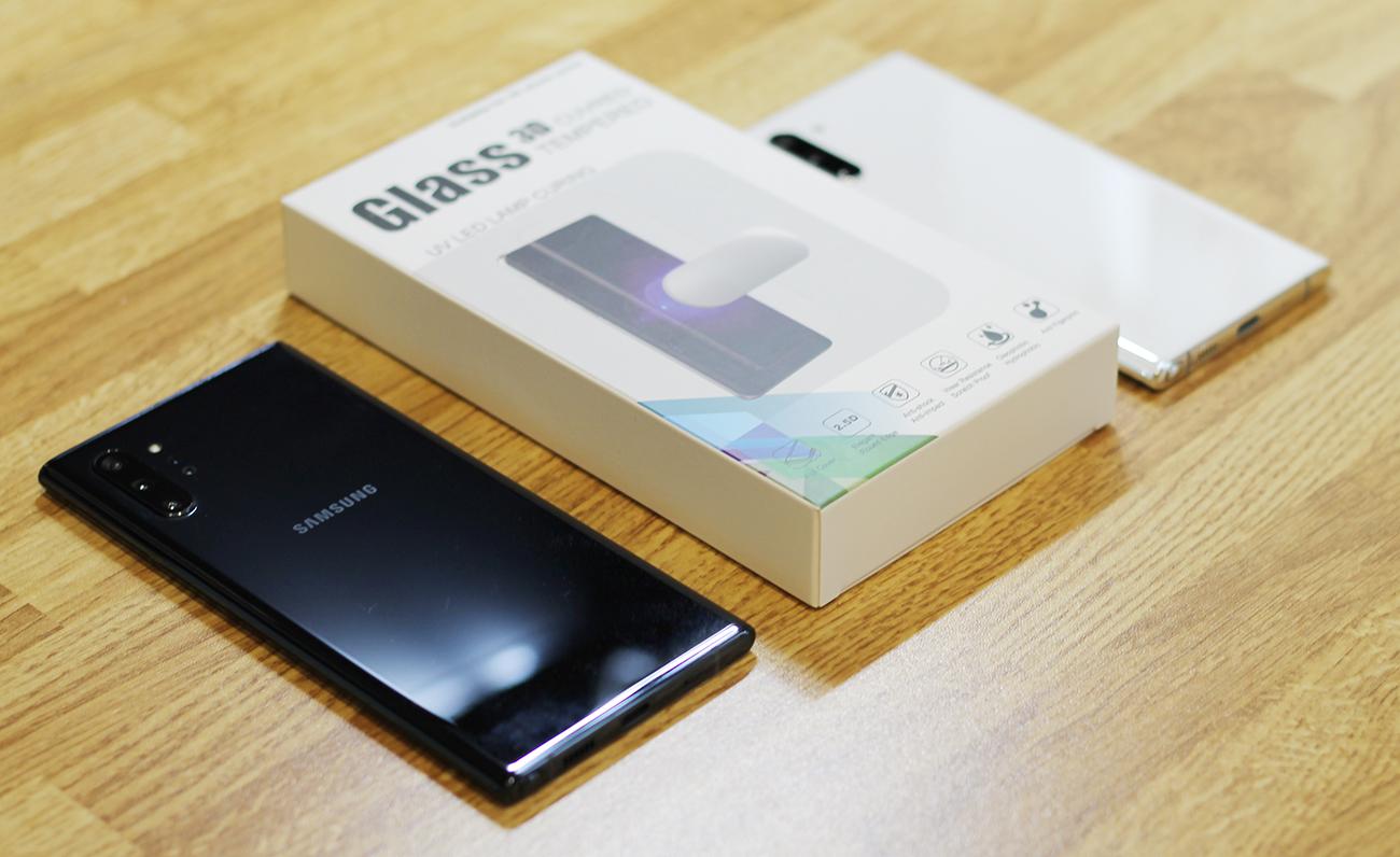 Galaxy Note10/Note10+に貼るべきおすすめ保護フィルムについて