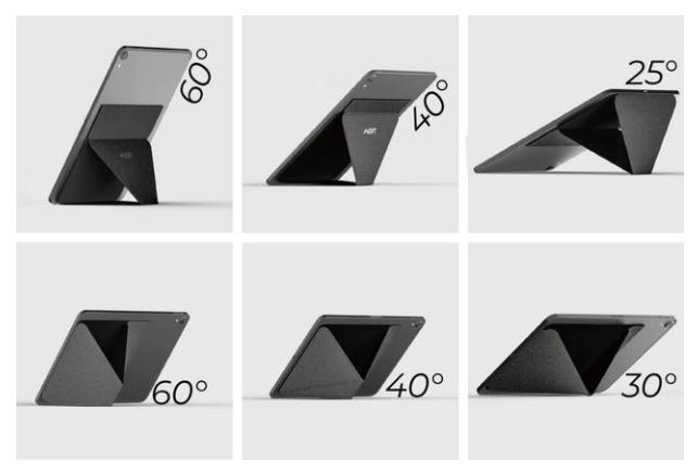 MOFT Xタブレットスタンド用角度