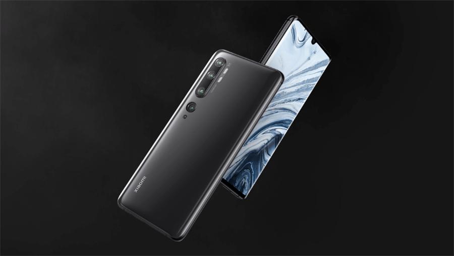 Xiaomi Mi Note 10のスペック