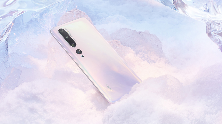 Mi Note 10はミドルレンジモデルなのが面白い
