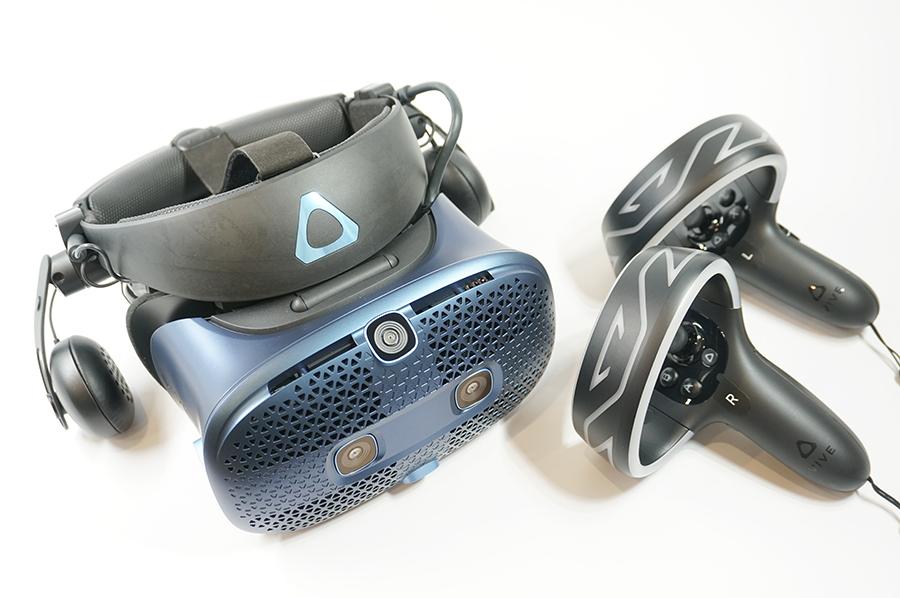 HTC VIVE Cosmosのスペック性能