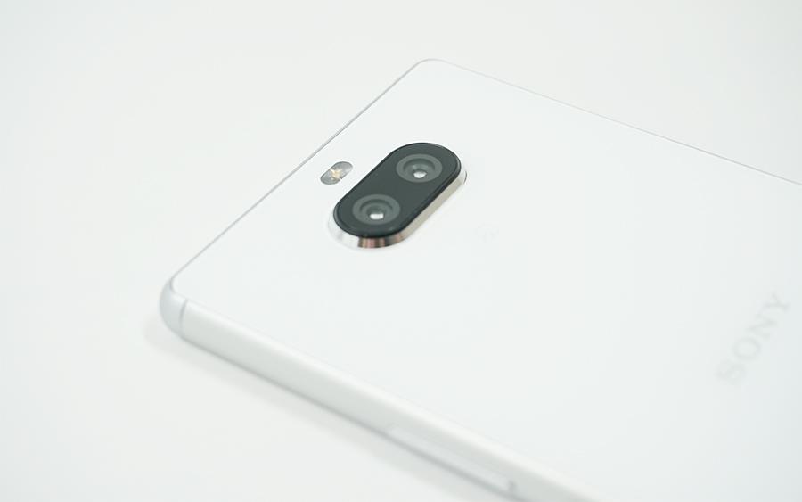 Xperia 8のカメラ性能