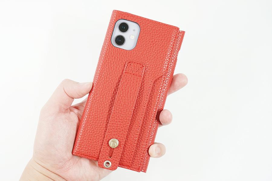 clingsはiPhoneを包んで使いやすくする