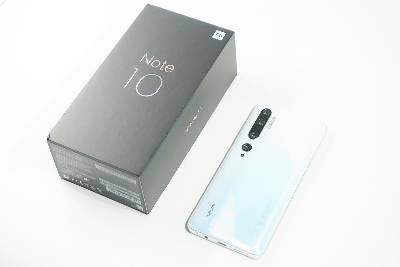 Mi Note 10を買うなら揃えたいアクセサリー