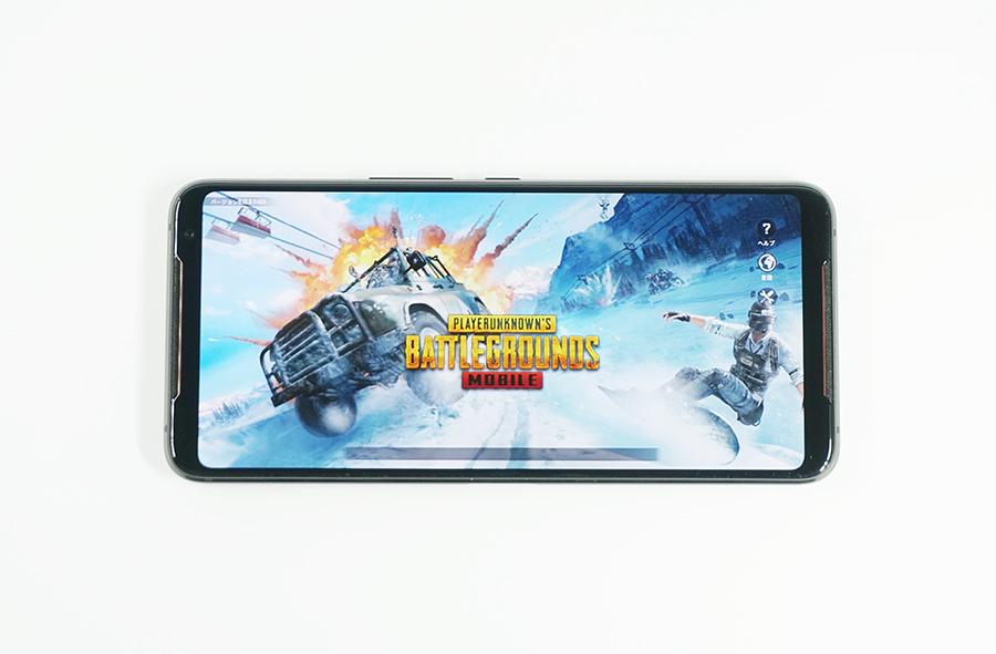 ROG Phone 2のゲーム・アプリ動作をチェック