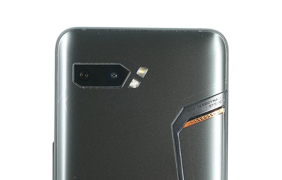 ROG Phone 2のカメラをレビュー